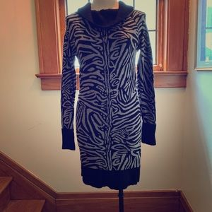 DKNY sweater dress